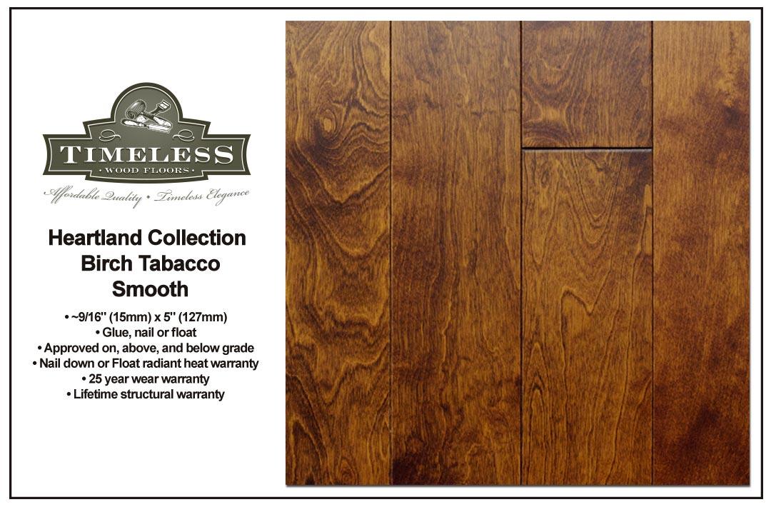 Timeless Wood Floors